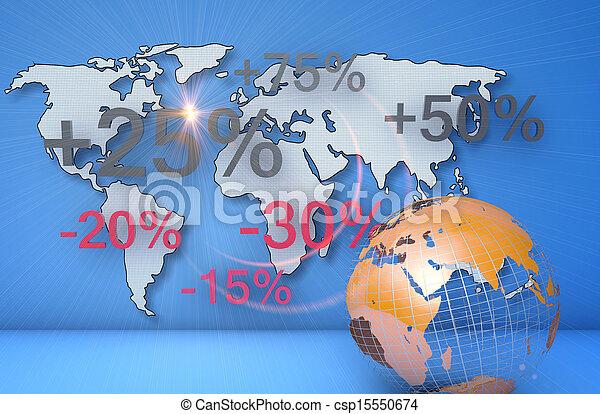 Global business - csp15550674