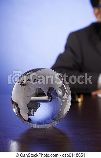 global business - csp6118651