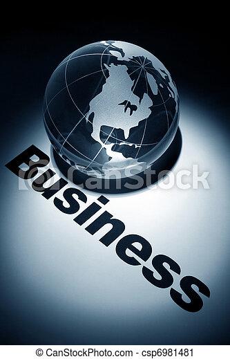 Global Business - csp6981481