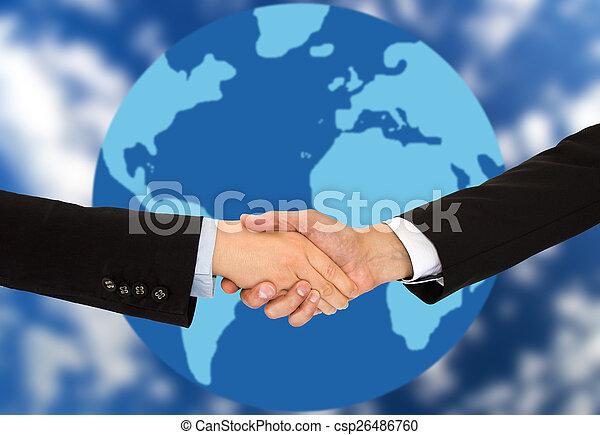 global business - csp26486760