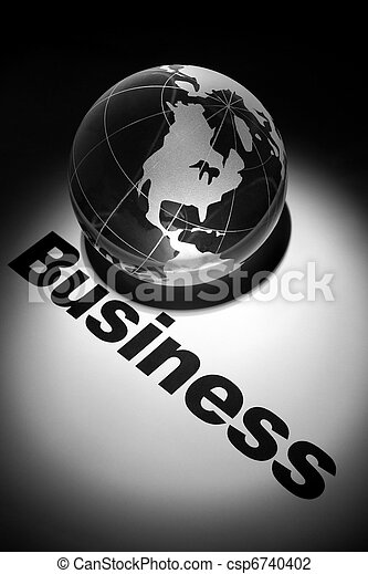 Global Business - csp6740402