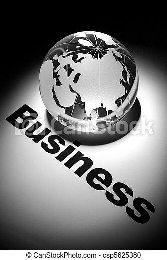 Global Business - csp5625380