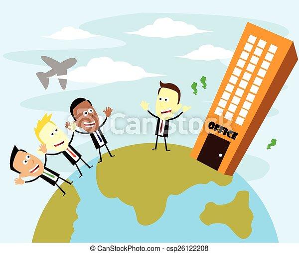 Global Business - csp26122208
