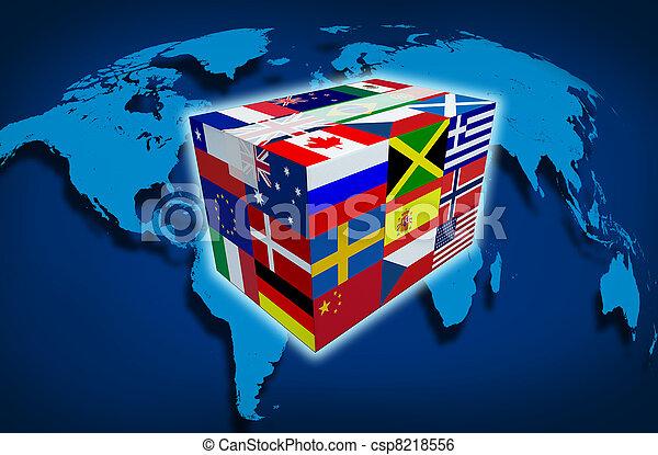 Global Cargo - csp8218556
