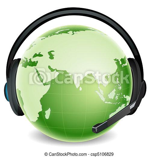 global communication - csp5106829