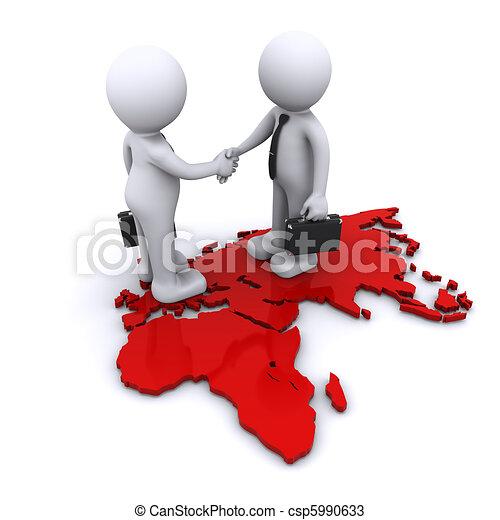global, concept, association - csp5990633