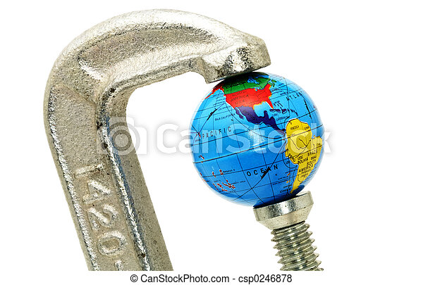 Global Crisis - csp0246878