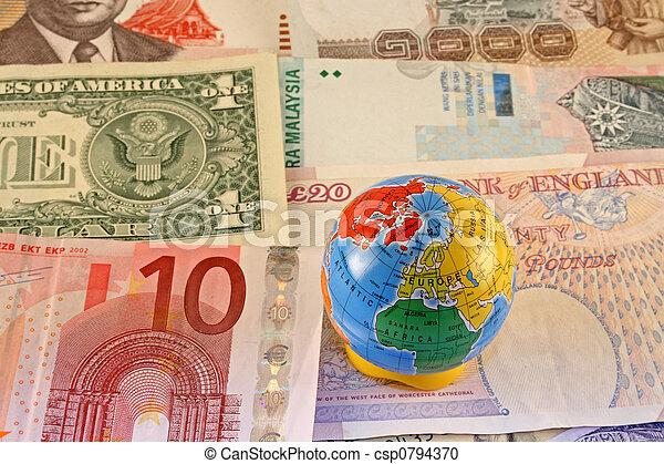 Global Currencies - csp0794370