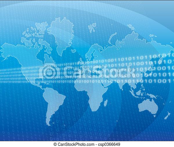 Globale Daten - csp0366649