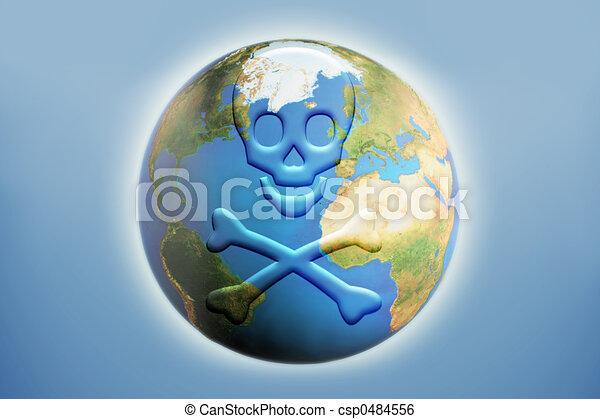 global death - csp0484556