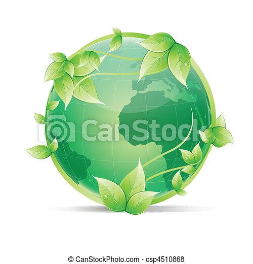 global, ekologi - csp4510868
