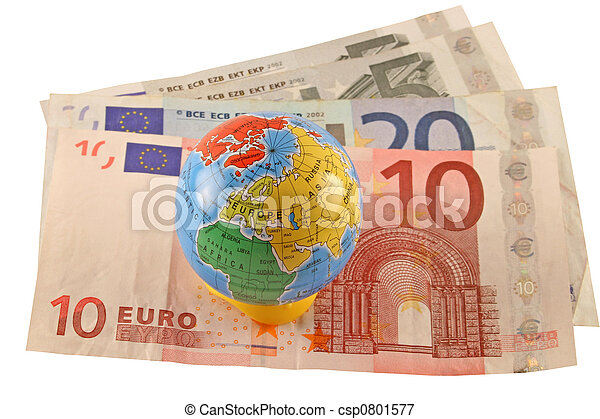 Global Euro Currency - csp0801577