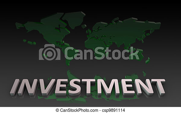 Global Investment - csp9891114