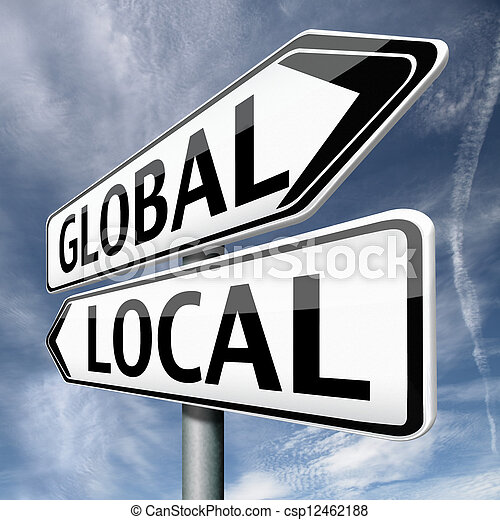 global or local - csp12462188