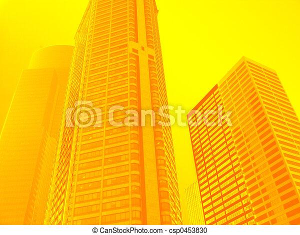 rascacielos - global - csp0453830