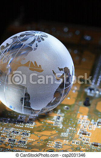 global, technologie - csp2031346