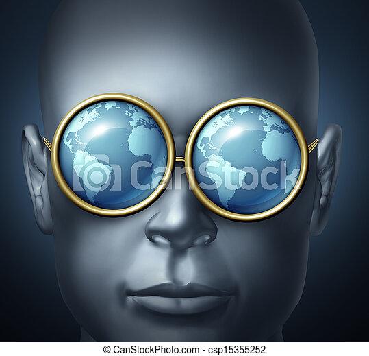 Global Vision - csp15355252