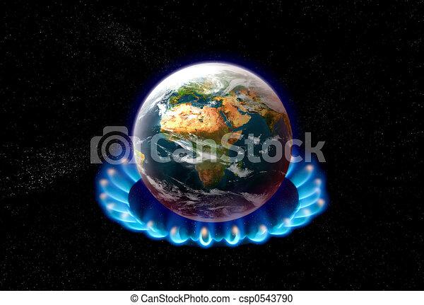 global warming - csp0543790