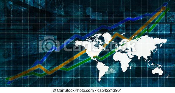 globale, tecnologia - csp42243961