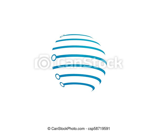globale, tecnologia - csp58719591