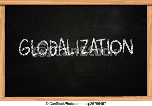 globalização - csp26799467
