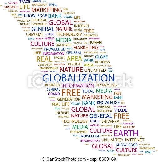 globalization. - csp18663169