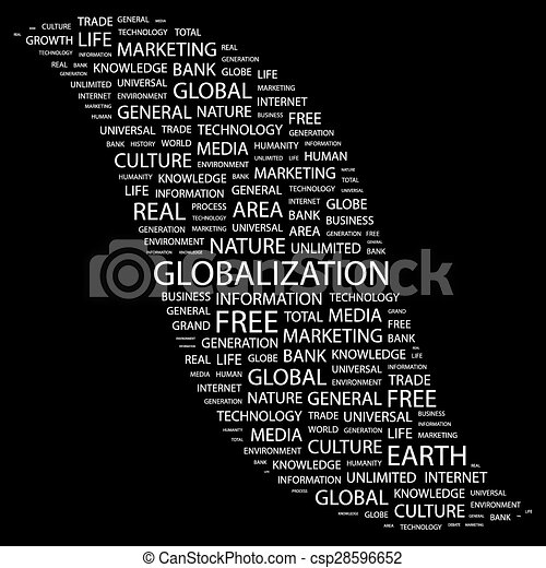 globalization. - csp28596652