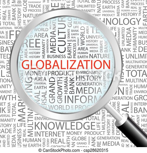 globalization. - csp28620315