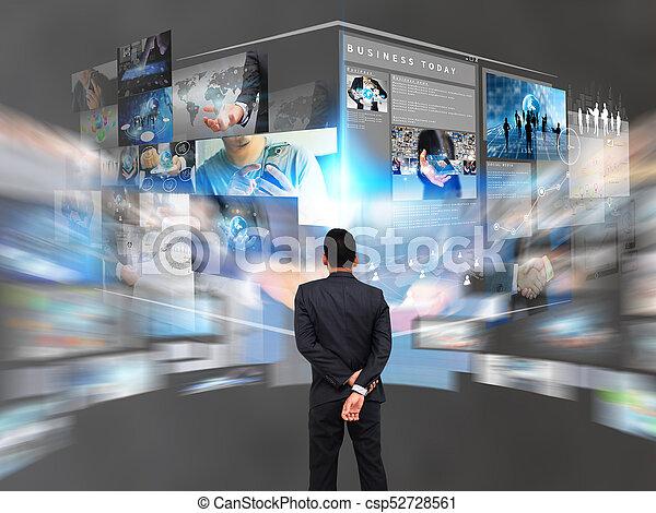 Globalization business communication. - csp52728561
