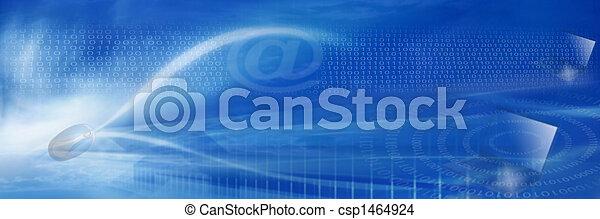 globalny, internet, data... - csp1464924