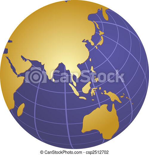 globe asia csp2512702