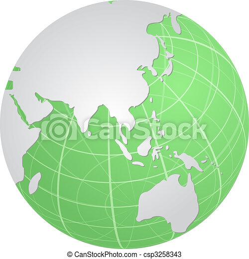 globe asia csp3258343