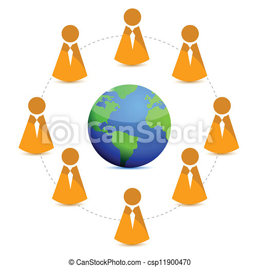 globe business network - csp11900470