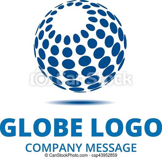Globe Logo - csp43952859