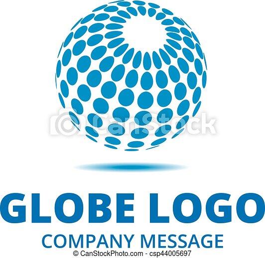 Globe Logo - csp44005697