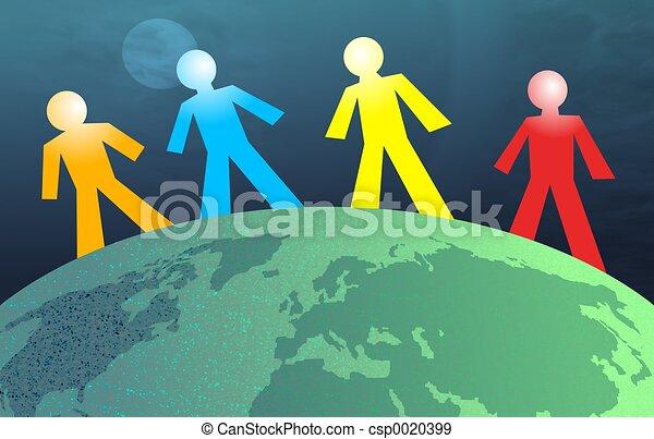 Globe Men - csp0020399