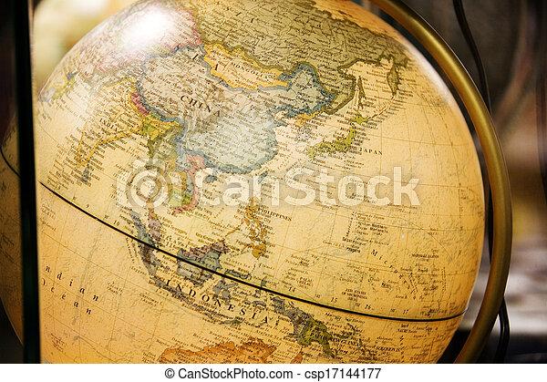 Globe - csp17144177