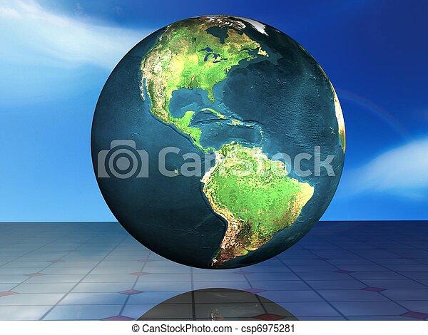 globe - csp6975281