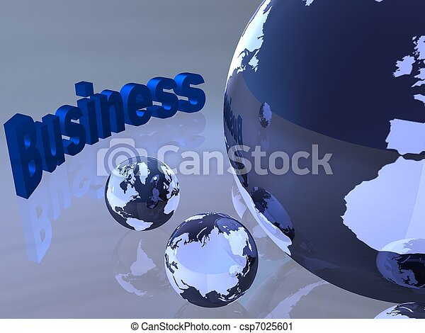 globe - csp7025601