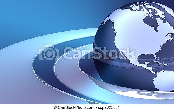 globe - csp7025641