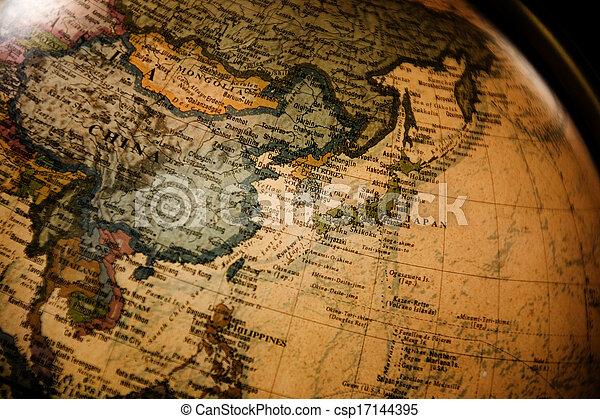 Globe - csp17144395