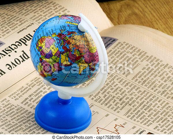globe, - csp17528105