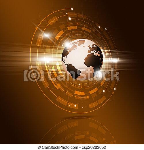 Globe Technology Interface - csp20283052