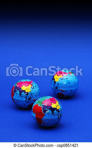 Globes - csp0851421