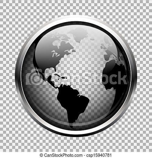 globo, transparente - csp15940781