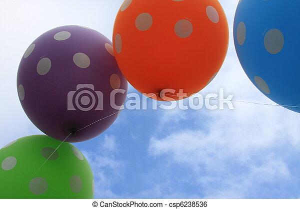 globos - csp6238536