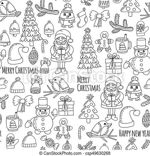 Groß Weihnachten Zeichnungen Färbung Ideen - Framing Malvorlagen ...