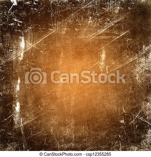 Gloomy vintage texture ideal for retro backgrounds - csp12355285