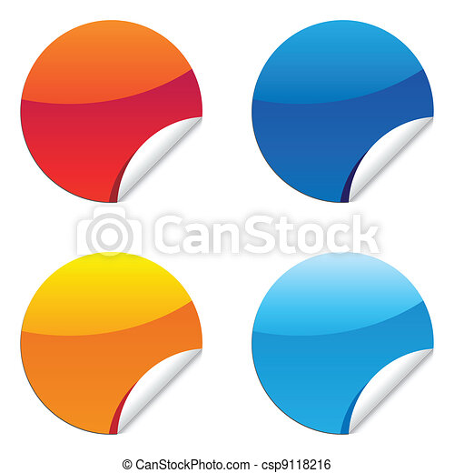 glossy label sticker for sale price tags - csp9118216