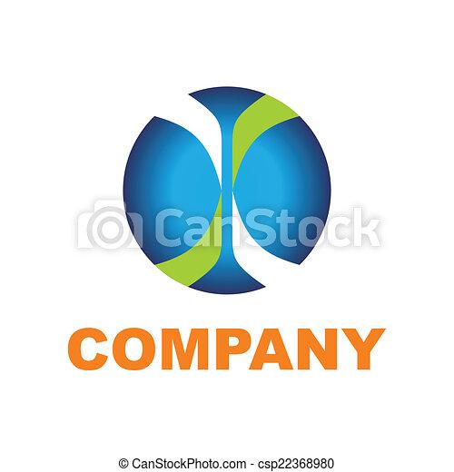 Glossy round icon symbol vector - csp22368980